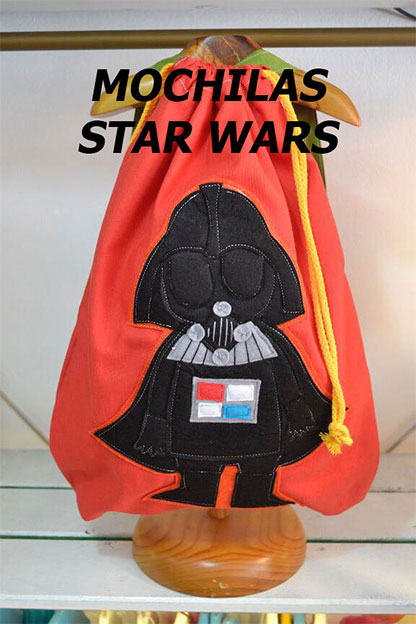 mochilas star wars