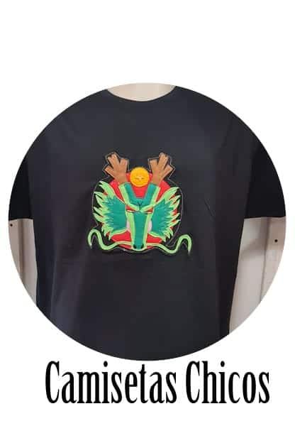 camisetas chicos tata creativa bcn